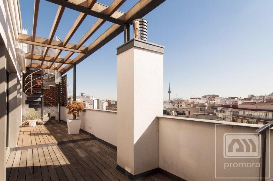 Los 5 Mejores áticos Del Barrio De Salamanca