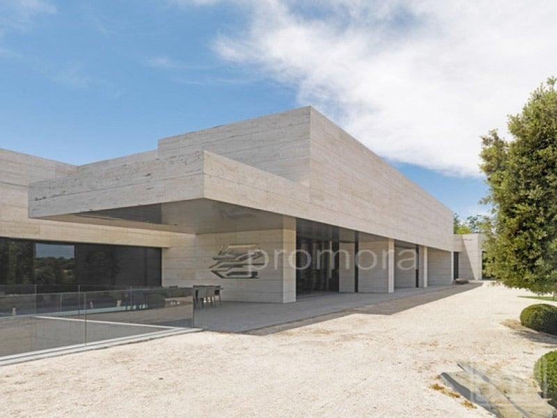 Chalet lujo la finca blog de inmobiliaria promora - Urbanizacion la finca madrid ...