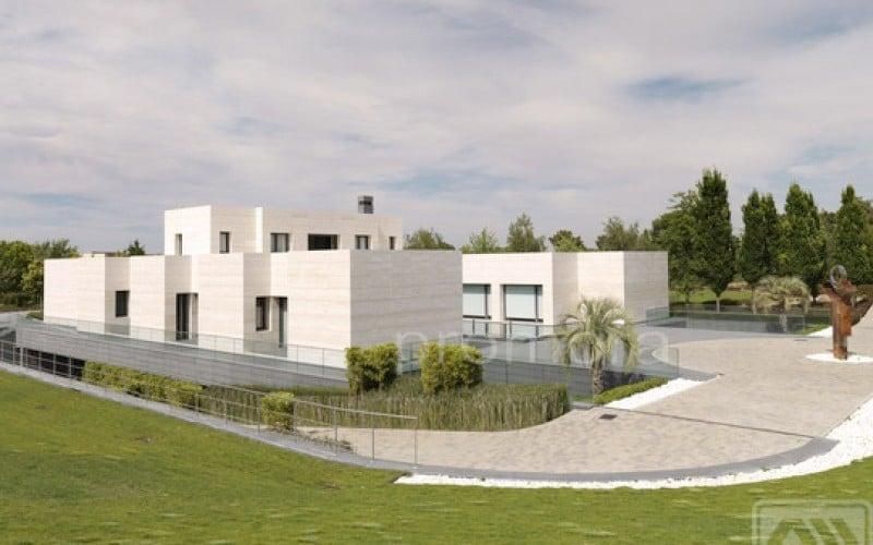 las 5 mejores casas de la urbanizaci n la finca de madrid