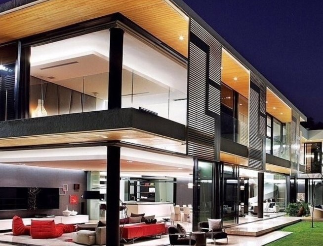 Casas De Lujo Modernas Blog De Inmobiliaria Promora