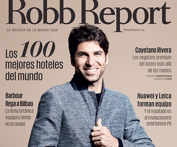 Portada Robb Report mayo
