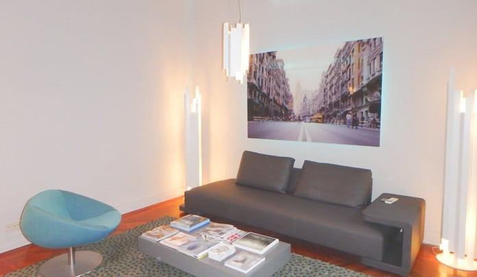 Oficina inmobiliaria barrio Salamanca