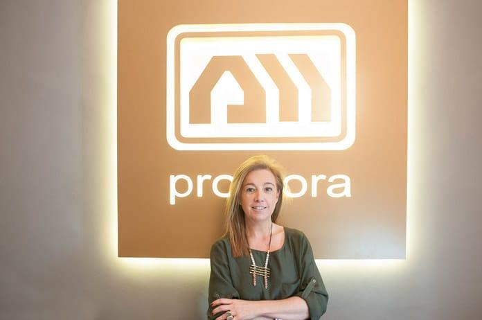 Teresa Alfaro Directora de Promora