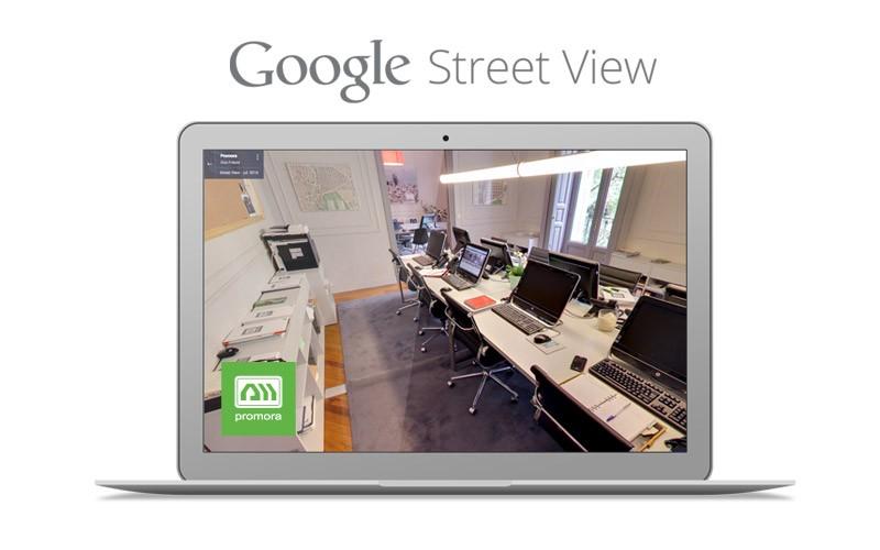 Promora visita virtual oficina