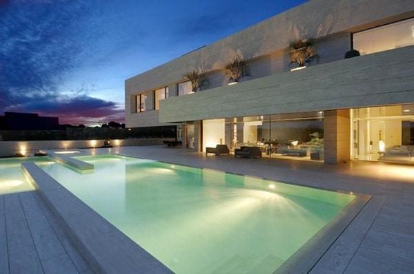 Las casas de lujo de los deportistas m s famosos blog de - Casas modulares de lujo ...