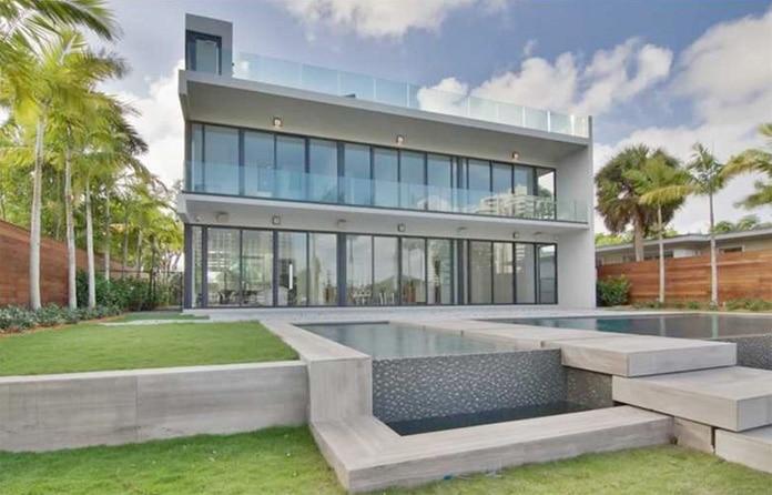 Mansion Miami Mayweather