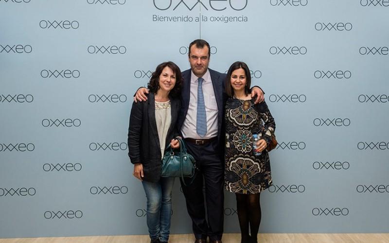Promora inversiones presente en la presentación del edificio Oxxeo