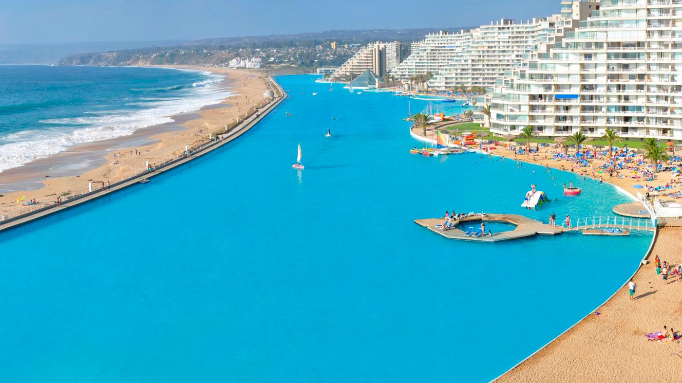 Las 10 piscinas m s impresionantes del mundo blog de for Piscina mas grande del mundo chile