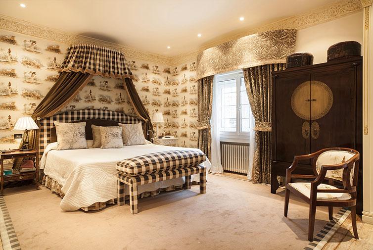 Dormitorio vivienda El Viso