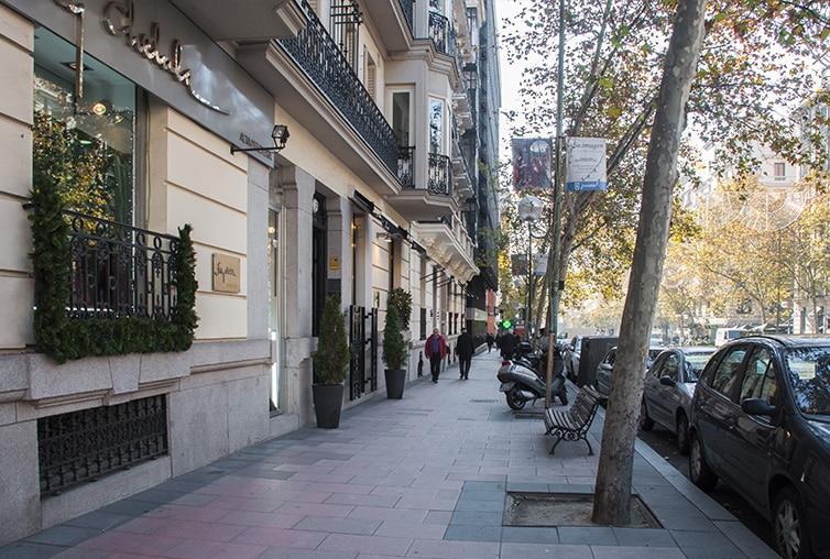Pisos barrio de Salamanca
