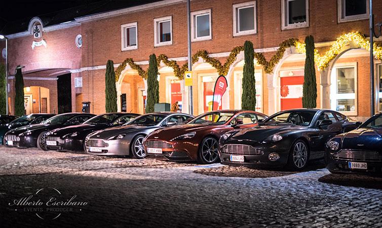Aston Martin Plaza Moraleja