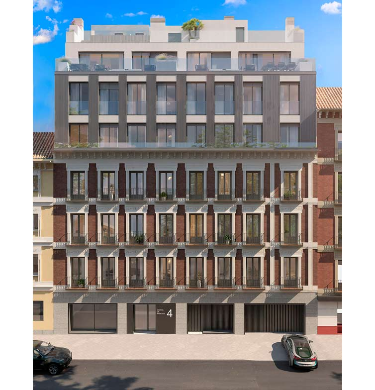 Edificio Garcia Paredes 4