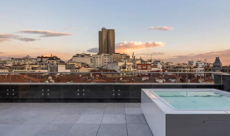 Pisos obra nueva Madrid centro